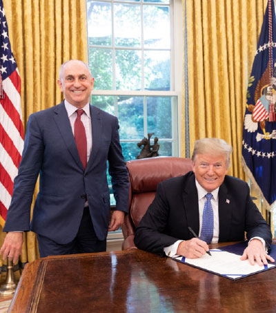 KIWI Act Signed by U.S. President