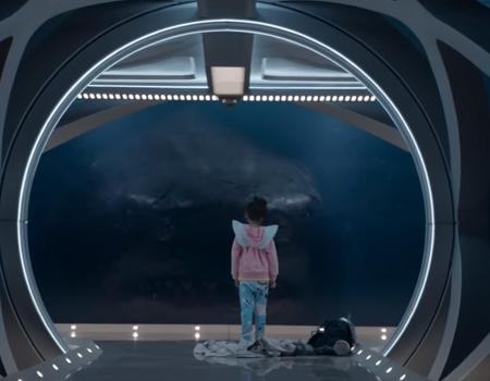 The Meg – Trailer