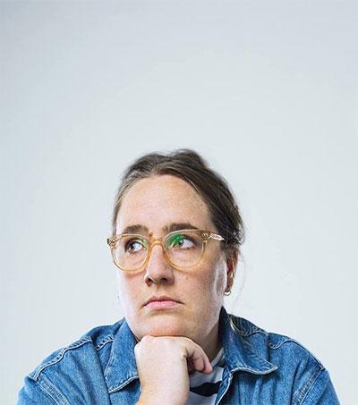 Edinburgh Hosts Comic Alice Snedden