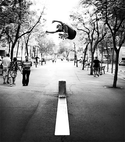 Skateboard Photographer Jake Darwen Takes Off
