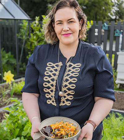Kai's Chef Jessica Murphy Makes Bottura Book
