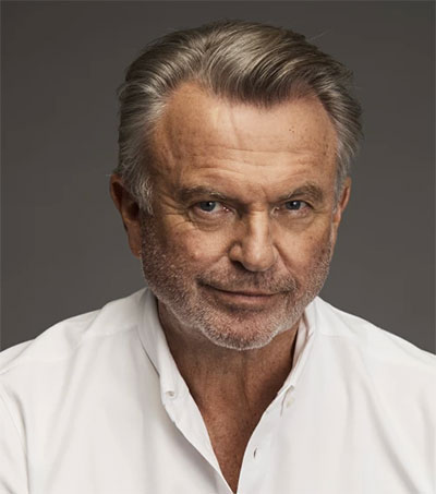 Sam Neill Cooks up a Storm in New TV Doco