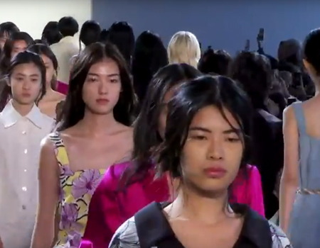 Claudia Li Fashion Show NYFW 2018