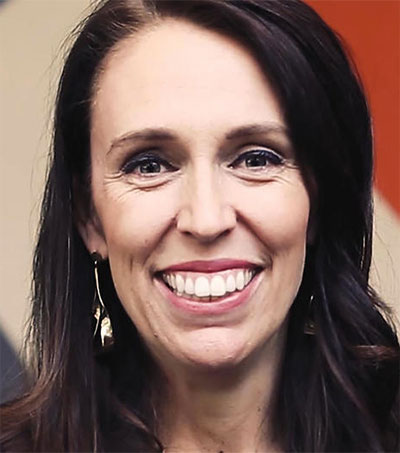 Jacinda Ardern On Universally Accessible Arts