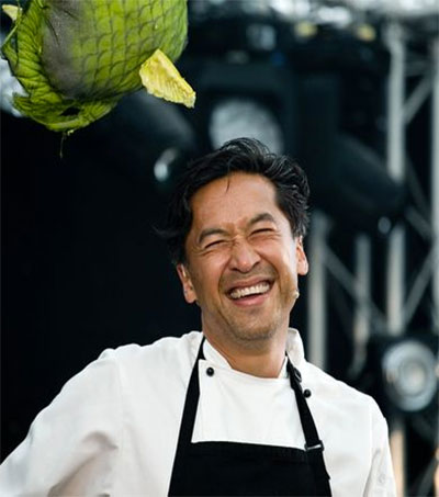 Chef Jude Kereama a Reluctant TV Star