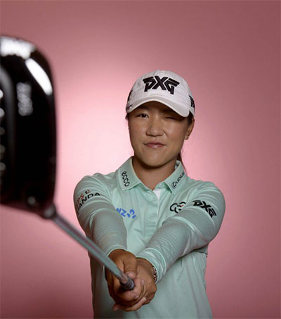 Golfer Lydia Ko Picks the Confidence Club