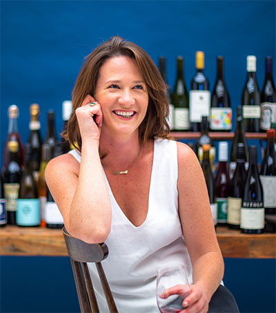 Melanie Brown Is Champion of Our Wine in London