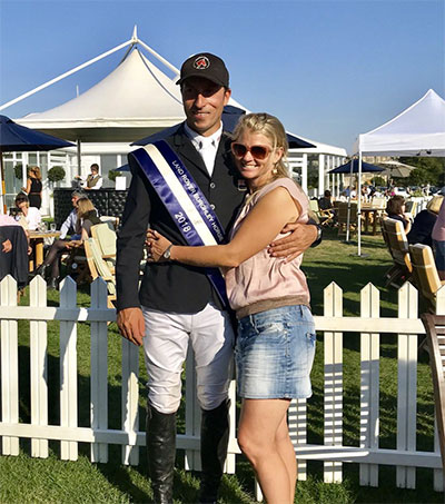 Double Win for Equestrians Tim and Jonelle Price