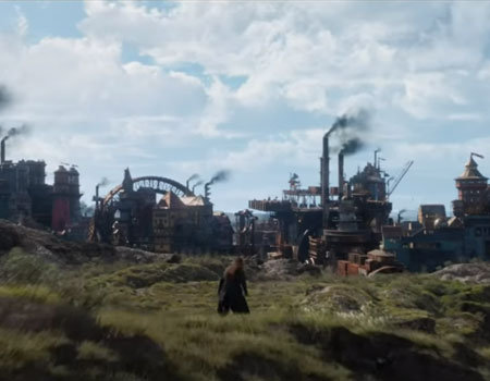 New Mortal Engines Trailer