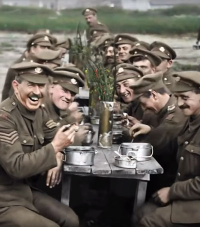 Peter Jackson Brings to Life WWI on The Big Screen