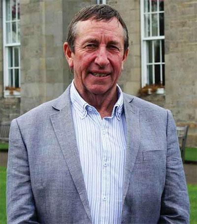 Farmer Doug Avery in Scotland Speaking On Drought