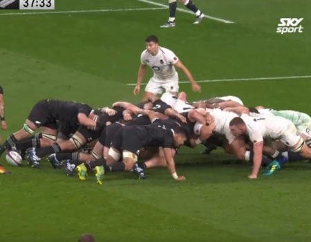 Highlights All Blacks vs England – 2018