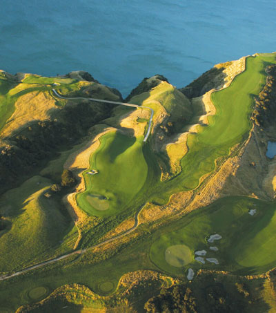 Cape Kidnappers One of the World's Best 20 Golf Courses