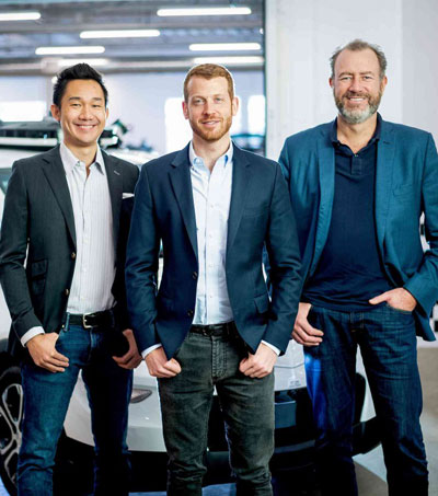 Dan Ammann to Lead Cruise Self-Driving Car Unit