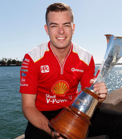 Scott McLaughlin Wins Supercars Championship