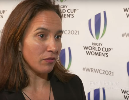 Women's Rugby World Cup Announcement