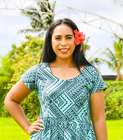 Amy Maslen-Miller a Force for Samoan Scientists