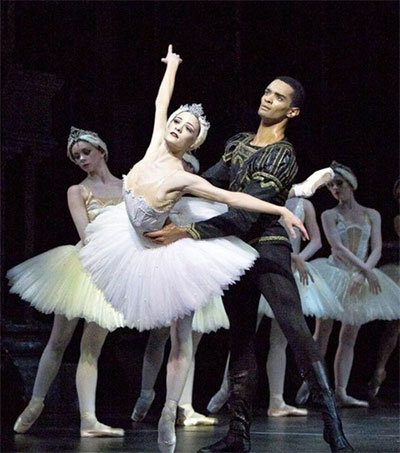 Ballerina Delia Mathews Embraces Role of Lise