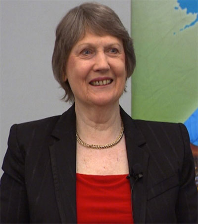 Helen Clark Says World Needs More Women Leaders