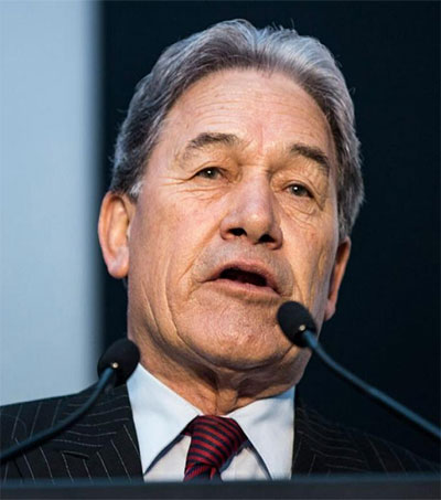Winston Peters' New Standing as Elder Statesman