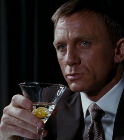 NZ Researchers Argue James Bond Has Drinking Problem