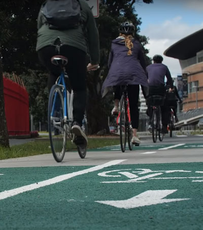 NZ Study Confirms Environmental Benefits of Building Cycleways